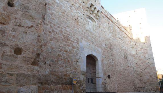 Requena. La Alcazaba. Siglo XIII. Foto R  .Puig