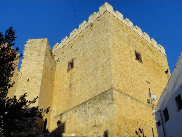 Requena. Torre del Homenaje. Siglo XV. Foto R .Puig