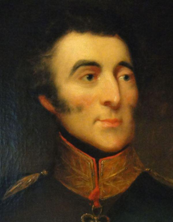Atribuido a John Jackson. El Duque de Wellington. 1820 a 25. Museo Lázaro Galdiano. Madrid. Foto R.Puig