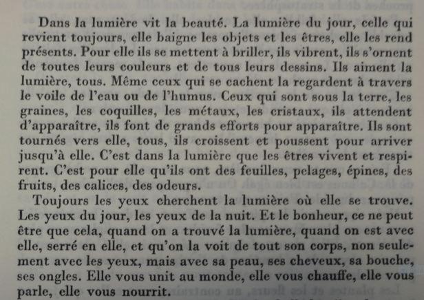 Le Clézio. L'inconnu sur la terre. p.55
