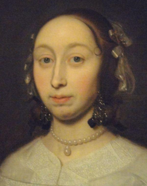 Ludolf De Jongh. 1655 a 1660. Retrato de dama.Museo Lázaro Galdiano. Madrid. Foto R.Puig