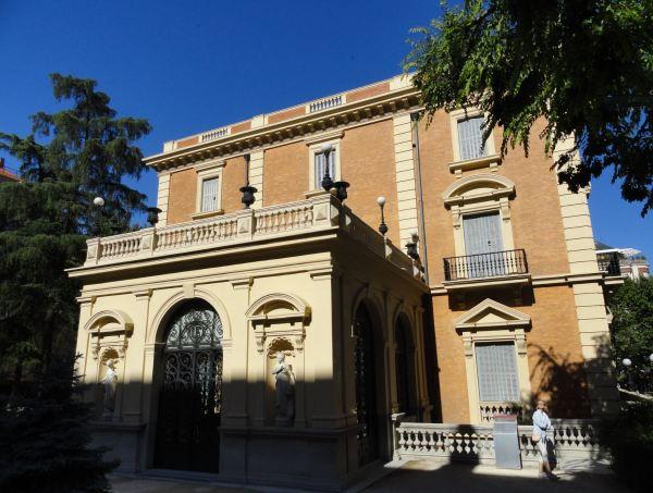 Museo Lázaro Galdiano. Madrid. Foto R.Puig