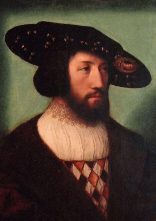 Van Orley. Christian II de Dinamarca. s. XVI. Museo Lázaro Galdiano. Madrid. Foto R.Puig