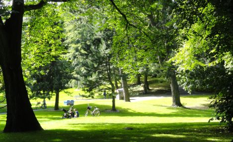 Vasaparken. Foto R.Puig
