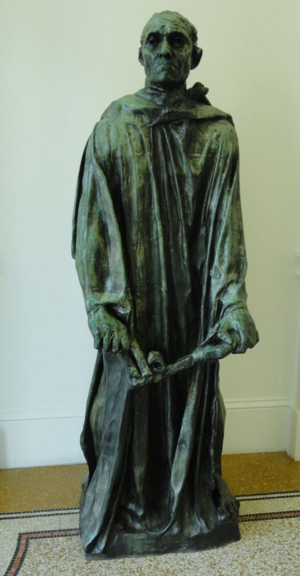 Jean d'Aire. Rodin 1884 a 86. Foto R.Puig