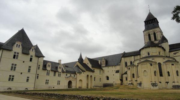 La Abadía de Fontevraud. Foto R.Puig