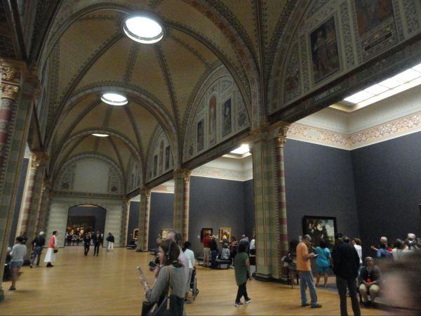 La Galeria de Honor. Rijksmuseum. Amsterdam. Foto R.Puig