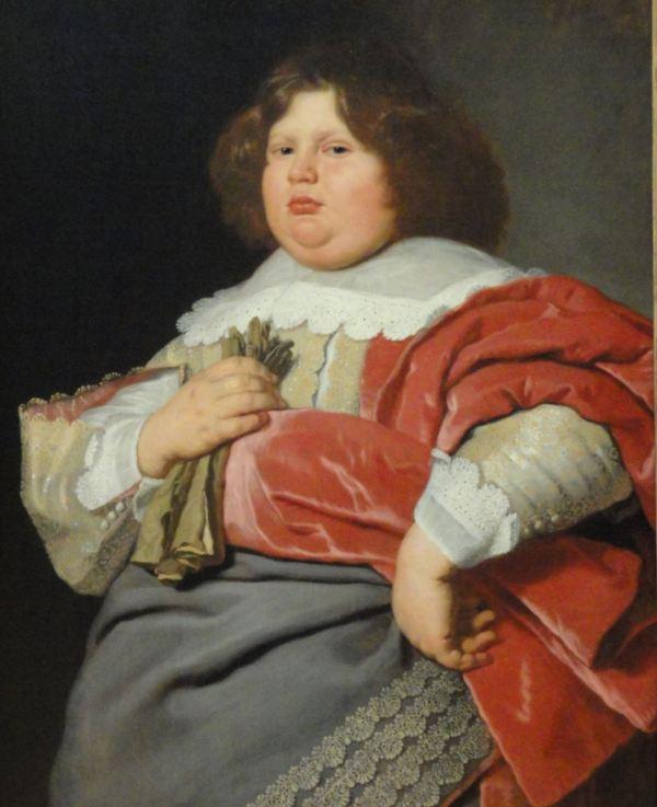 Retrato de Gerard Andriesz Bicker. Bartholomeus van der Helst. c. 1642. Rijksmuseum. Amsterdam. Foto R.Puig