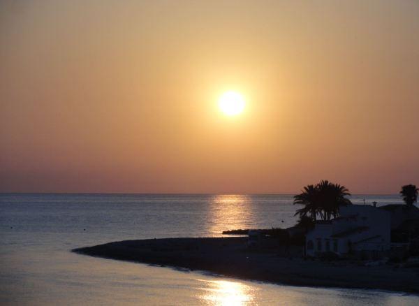 En el Mediterráneo al comienzo del otoño. Foto R.Puig