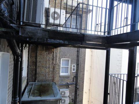 Habitacion con  vistas. Foto R.Puig