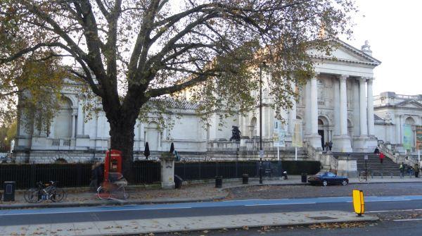 La Tate Britain. Foto R.Puig