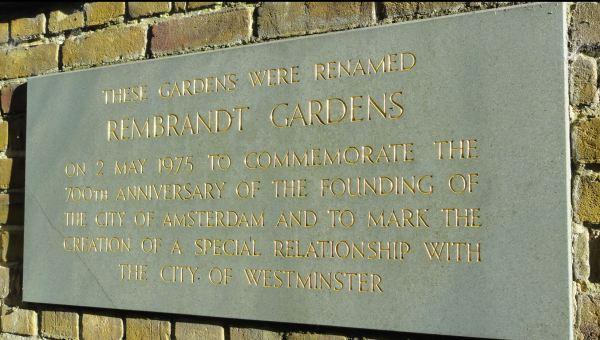 Little Venice. Rembrandt Gardens. Foto R.Puig