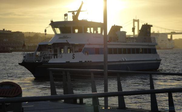 El barco nuestro de cada día. Foto R.Puig
