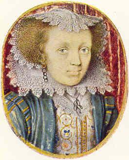 Judith Norgate por Edward Norgate. 1617. Victoria and Alebrt Museum
