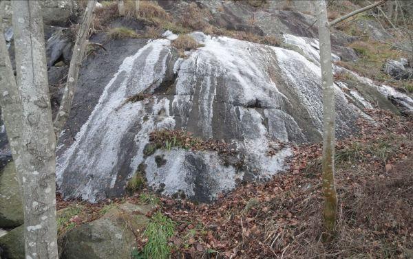 La piedra en pena. Foto R.Puig