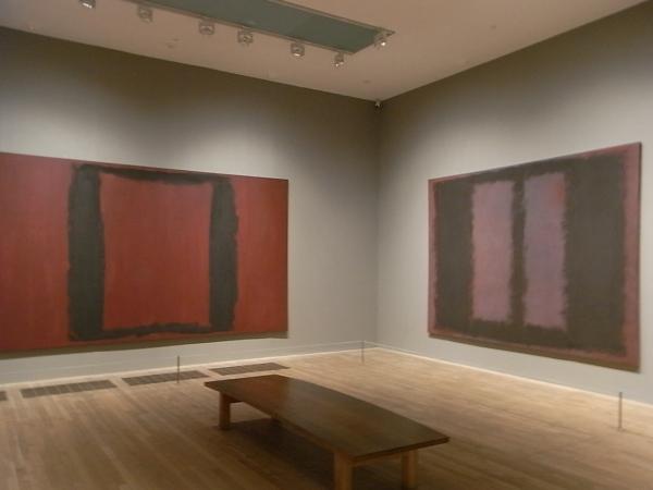 Sala Rothko. Tate Modern. Foto R.Puig