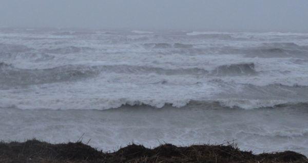 Arrecia la tempestad. Foto  R.Puig