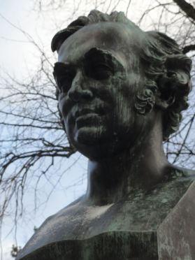 Johan Anders Wadman el poeta de Gotemburgo. Foto R.Puig