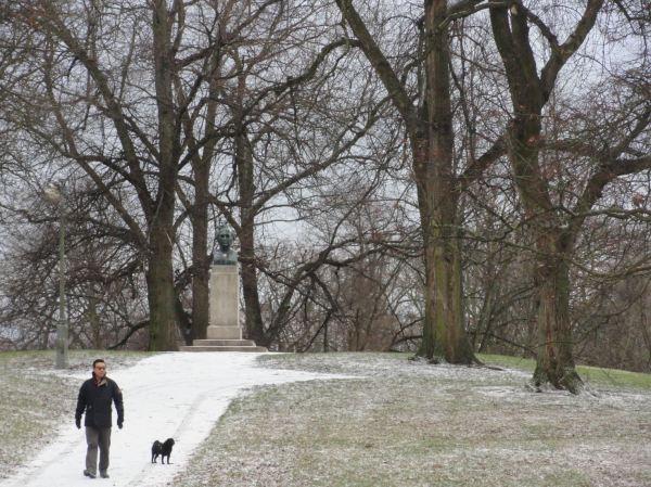 Silenciosa nieve. Foto R.Puig