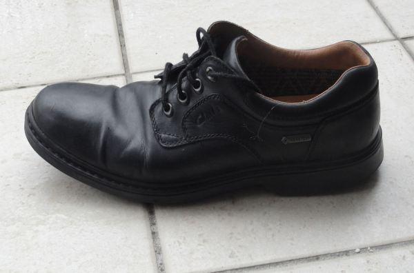 Mi zapato. Foto R.Puig
