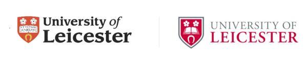 Cambio de logo. Universidad de Leicester. Fuente Serious