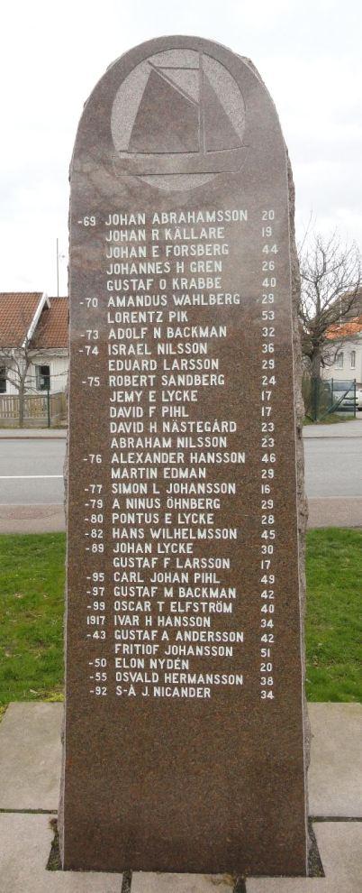 Memorial de marinos y pescadores muertos en el mar. Lyserkil. Foto R.Puig