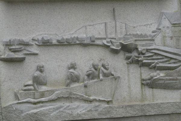 Memorial de tiempos idos. El puerto. Lyserkil. Foto R.Puig