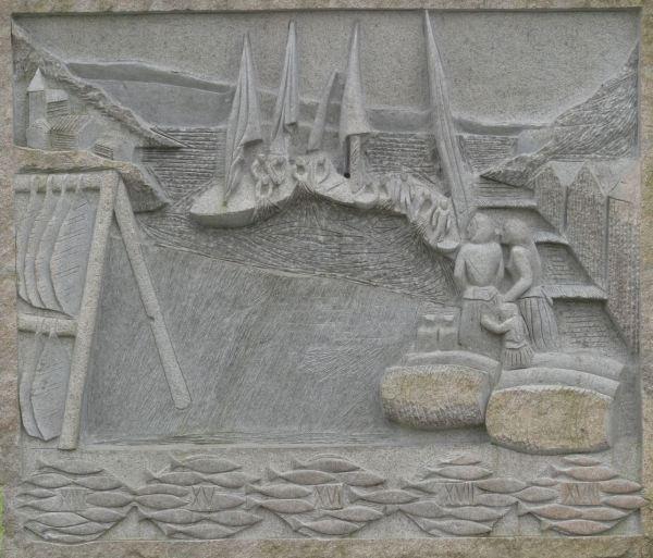Memorial de tiempos idos. La pesca. Lyserkil. Foto R.Puig