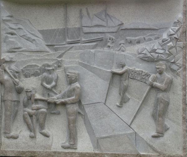 Memorial de tiempos idos. Las canteras. Lyserkil. Foto R.Puig