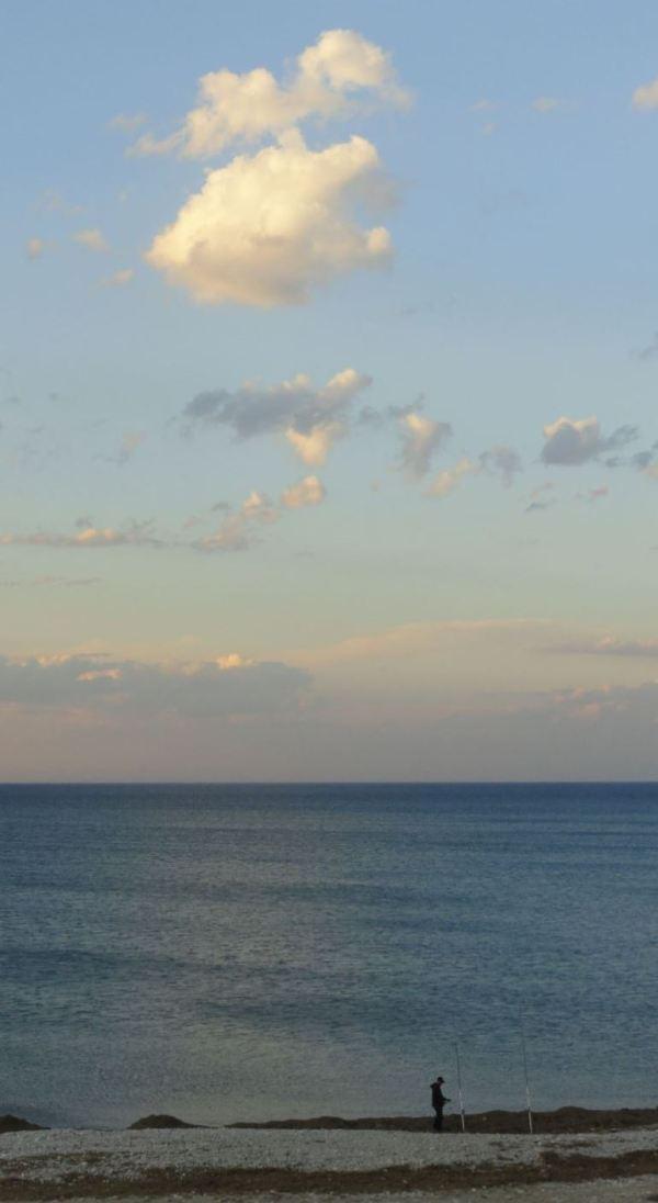 Nube viajera. Foto R.Puig