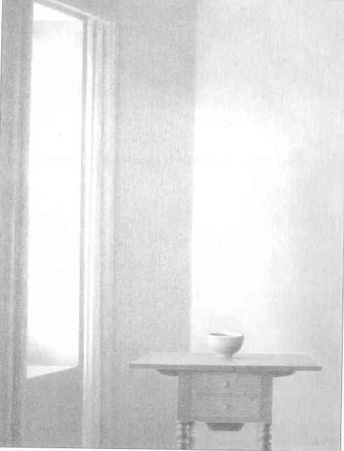 Xavier Valls. Ventana del taller 1979