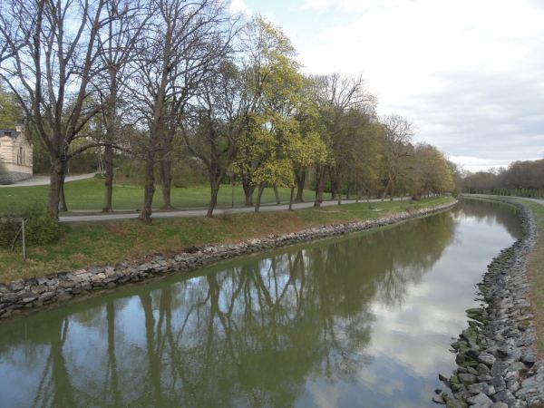 Canal del golfo de Djurdsgarden. Estocolmo. Foto R.Puig
