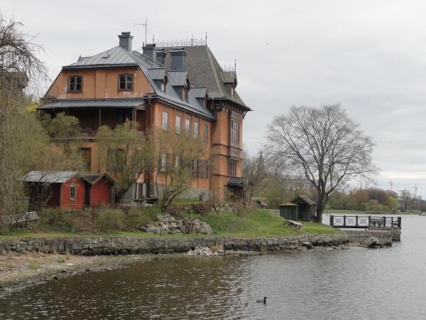 La Mansión de Siri. Estocolmo. Foto R.Puig