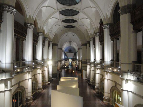 Nordiska Museet. Nave central. Foto R.Puig