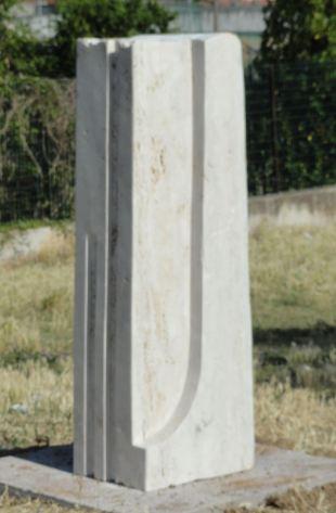 Eva Martí. Los cuatro elementos. Faz del agua. Foto R.Puig
