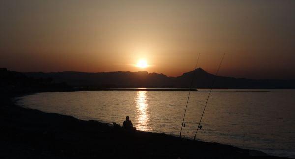 Mañana será otro día. Playa de la Almadrava 13 junio 2017. Foto R.Puig