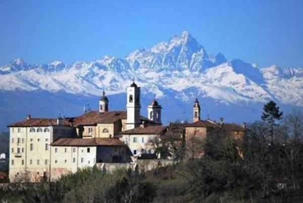 Vista de Monchiero. Fuente Comune di Monchiero