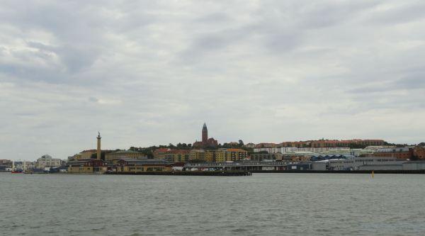 Vista desde Eriskberg. Gotemburgo. Foto R.Puig