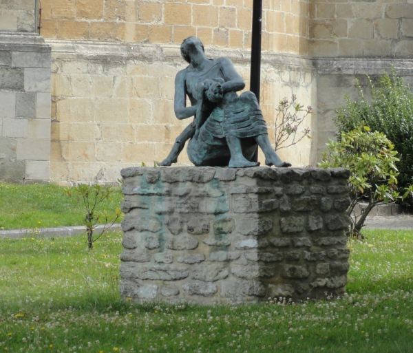 Memorial de las víctimas de Dutroux. Rik Poot. Grimbergen. Foto R.Puig