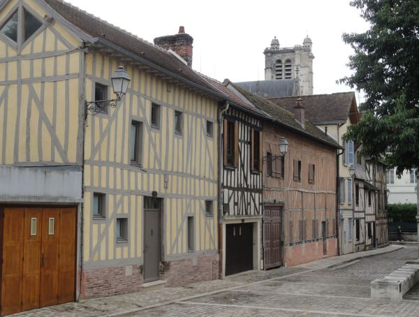 Troyes. Camino a la catedral. Foto R.Puig