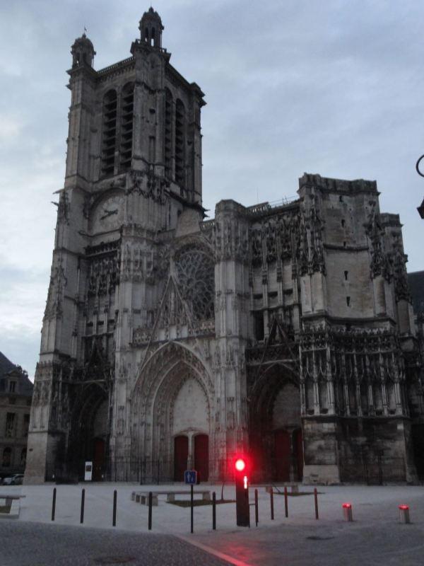 Troyes. La catedral dormida. Foto R.Puig