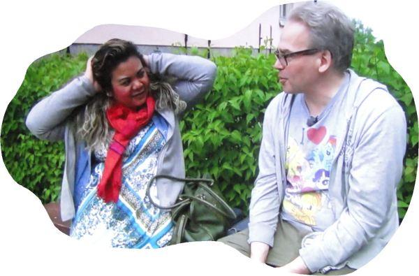 Conociéndose. SVT1. Programa Fe Esperanza y Amor