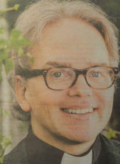 El párroco busca pareja. Foto Göteborg Posten
