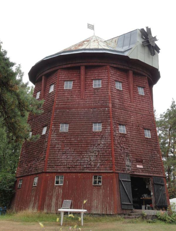 El viejo molino. Foto R.Puig