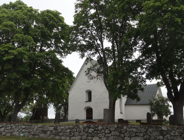 Iglesia de Villberga. Foto R.Puig