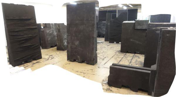 Rotterdam. Richard Serra. Museo Boijmans Van Beuningen. Foto R.Puig