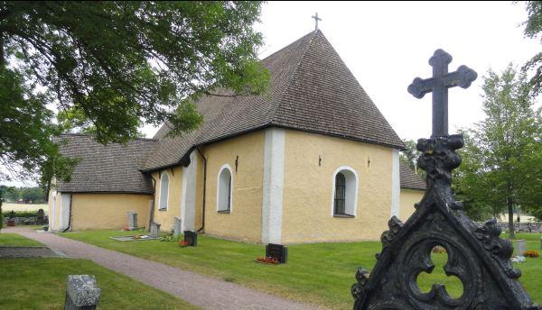 Tierra de iglesias medievales. Foto R.Puig