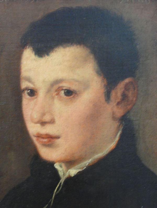 Veronese. Retrato de un joven. 1558. Museo Boijmans Van Beuningen. Foto R.Puig