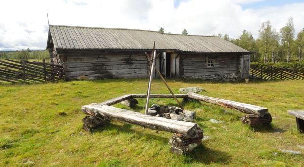 La granja de Valdalsbygget. Foto R. Puig
