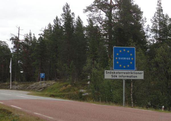 Retornamos a Suecia. Foto R.Puig